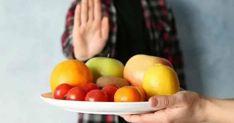 Аллергия на фрукты