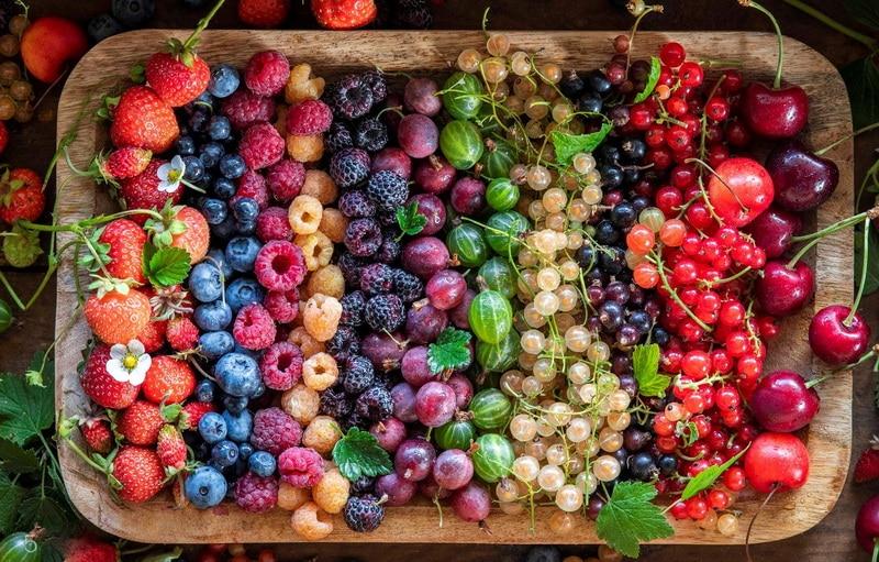 Кислые ягоды